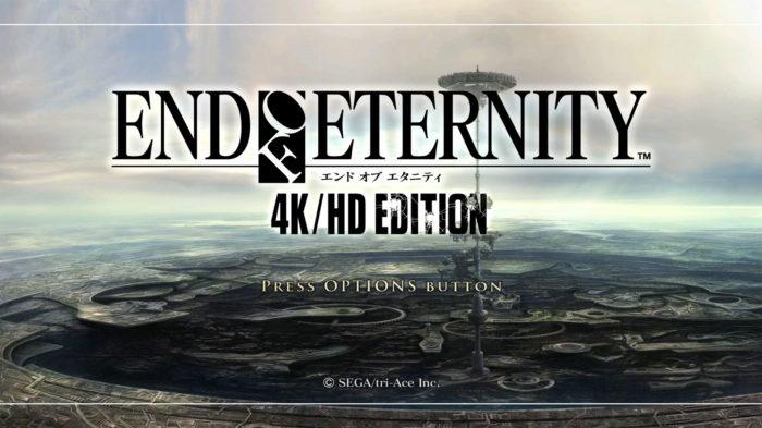 エンドオブエタニティ End of Eternity 4K HD