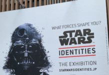 スターウォーズアイデンティティーズ(STAR WARS(TM) Identities: The Exhibition)に行ってきた。登場人物達のBIG5性格分析が面白い 東京 天王洲 寺田倉庫