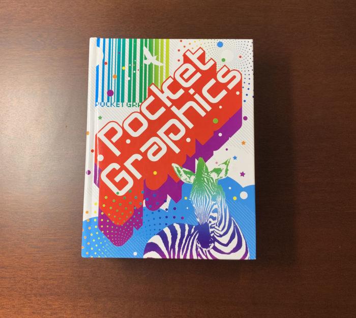 【アートブックレビュー】Pocket Graphics 小さい本にデザインアイデアの宝庫