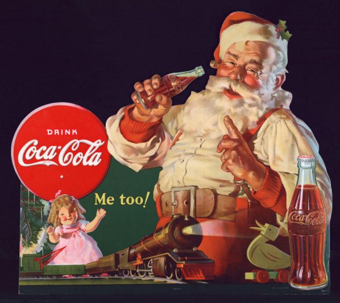 ブランドの持つイメージはとても強く、コカコーラが世界に展開した広告キャンペーンの影響は文化の一部に残っていることも(クリスマス→コカコーラorケンタッキー、サンタクロース→赤など)。